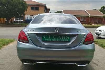 Used 2014 Mercedes Benz C Class C220 Bluetec Exclusive