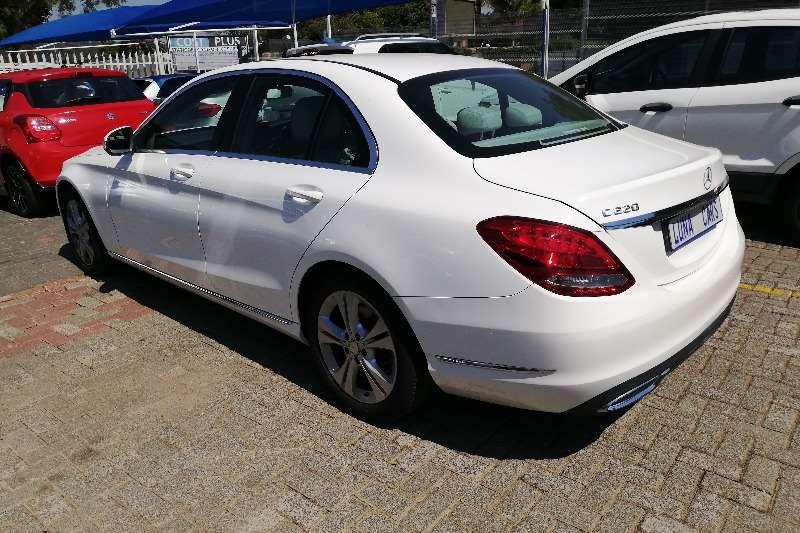 Used 2014 Mercedes Benz C Class C220 Bluetec Exclusive auto