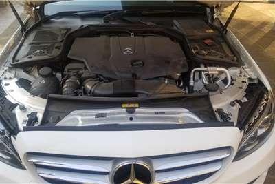 Mercedes Benz C Class C220 Bluetec Exclusive auto 2015