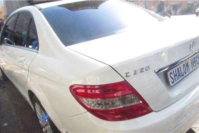 Mercedes Benz C-Class C220 CDI 2011