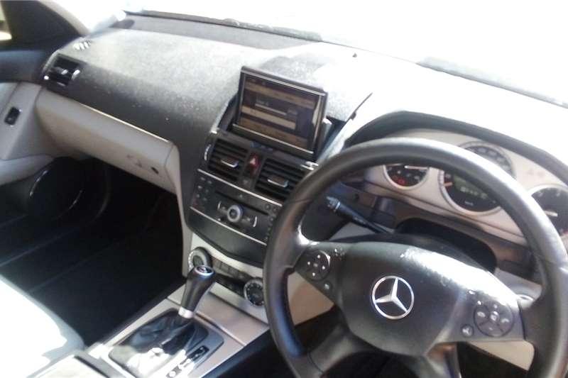 Used 2008 Mercedes Benz C Class C220CDI Avantgarde