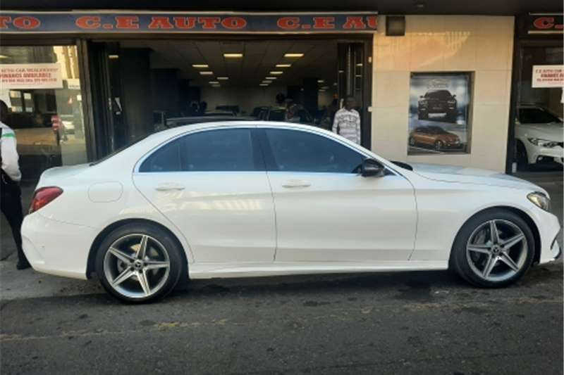 2018 Mercedes Benz C Class C220CDI Avantgarde AMG Sports Touchshift