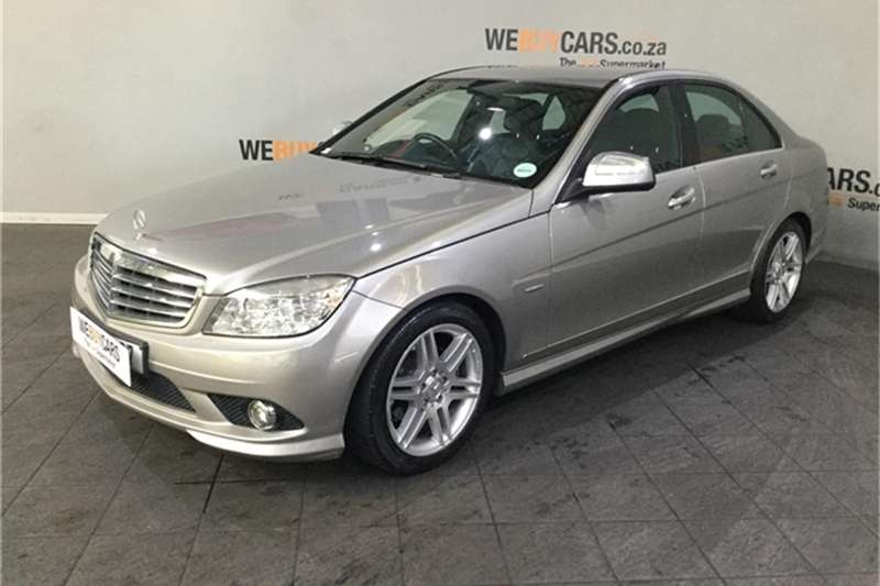 Mercedes Benz C Class C220CDI Avantgarde Touchshift 2008