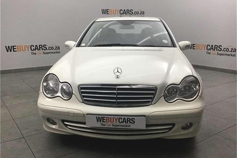 Mercedes Benz C Class C220CDI Classic 2005