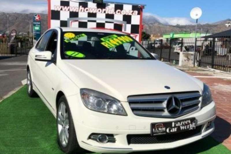 Mercedes Benz C Class C220CDI Classic 2011