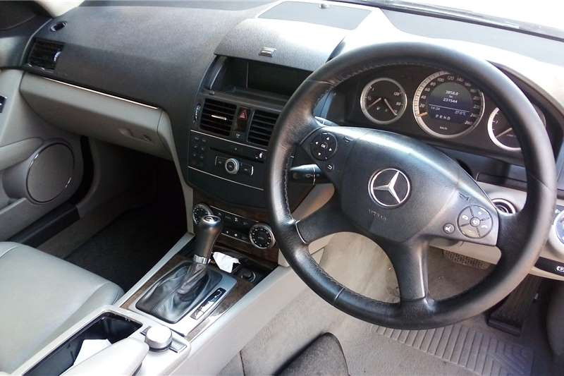 2010 Mercedes Benz C Class C220CDI Classic auto