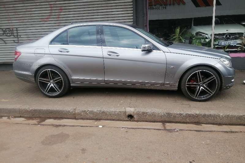 Used 2011 Mercedes Benz C Class C220CDI Classic auto