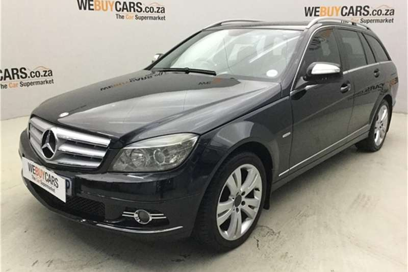 Mercedes Benz C Class C220CDI Classic Touchshift 2009