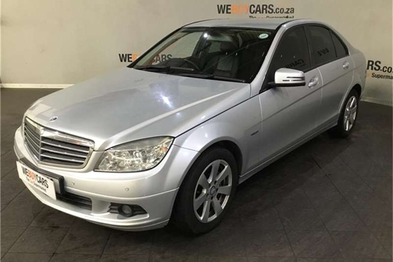 Mercedes Benz C Class C220CDI Classic Touchshift 2010