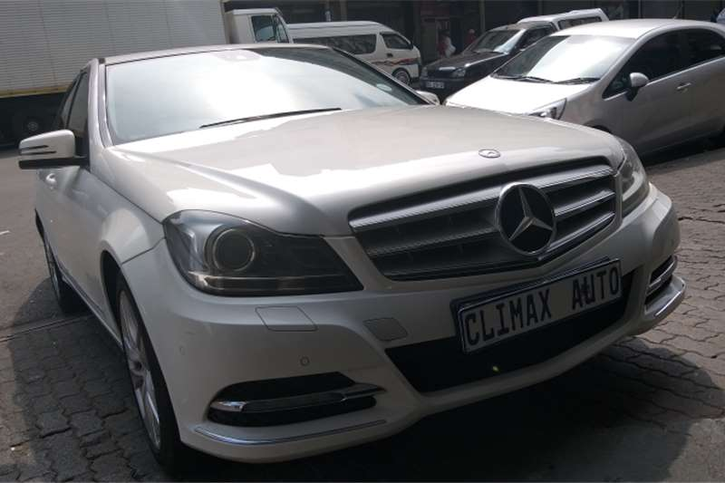 Mercedes Benz C Class C220CDI Elegance 2014