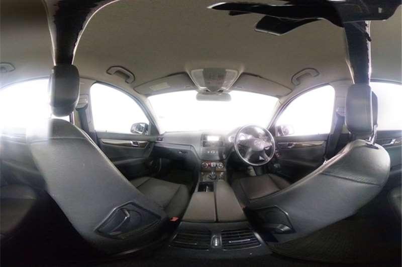 Used 2009 Mercedes Benz C Class C220CDI Elegance Touchshift