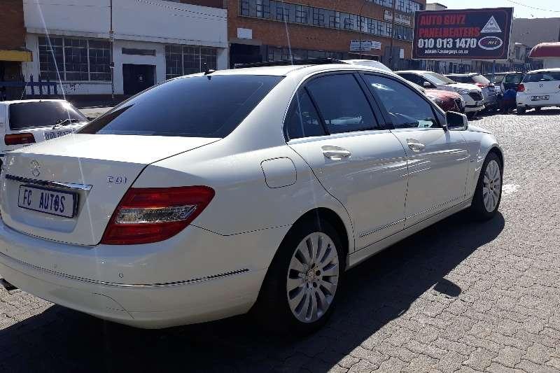 Used 2011 Mercedes Benz C Class C220CDI estate Elegance Touchshift