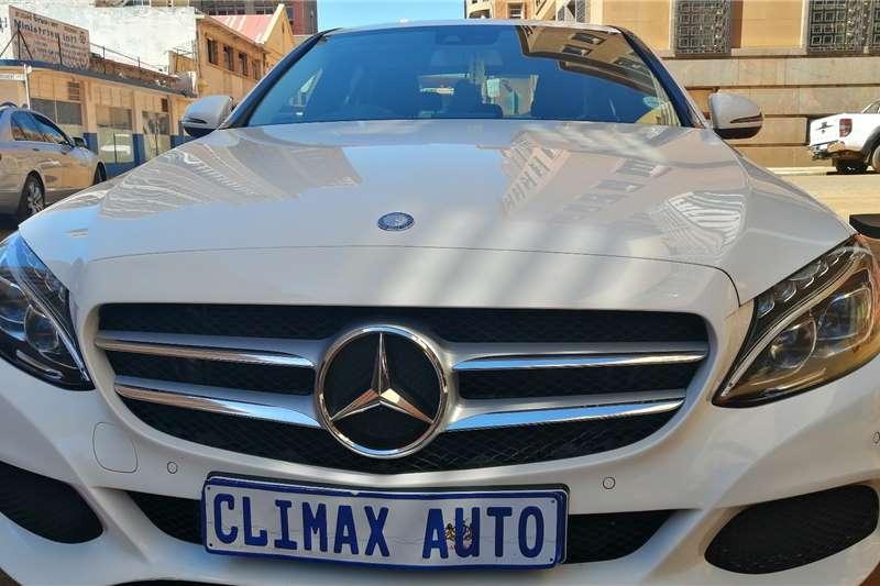 2016 Mercedes Benz C Class C220d