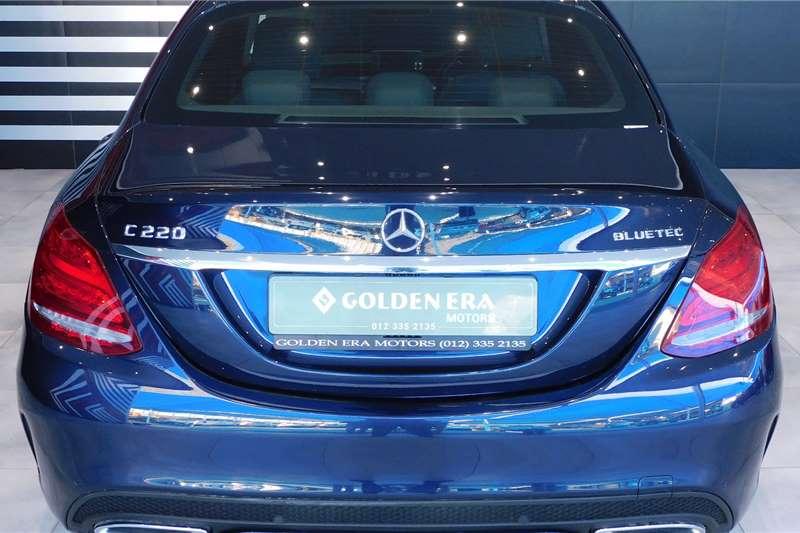 Mercedes Benz C-Class C220d AMG LINE A/T 2015