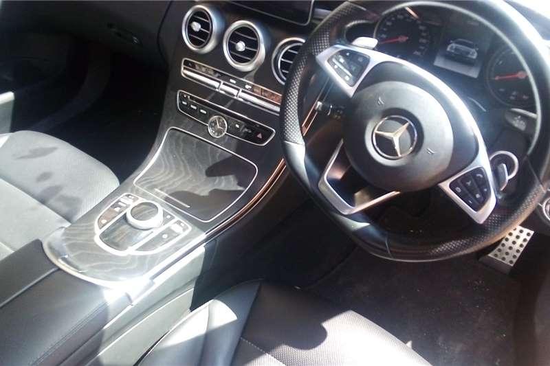 Used 2017 Mercedes Benz C Class C220d AMG Line auto