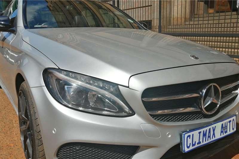 Mercedes Benz C Class C220d AMG Line auto 2017