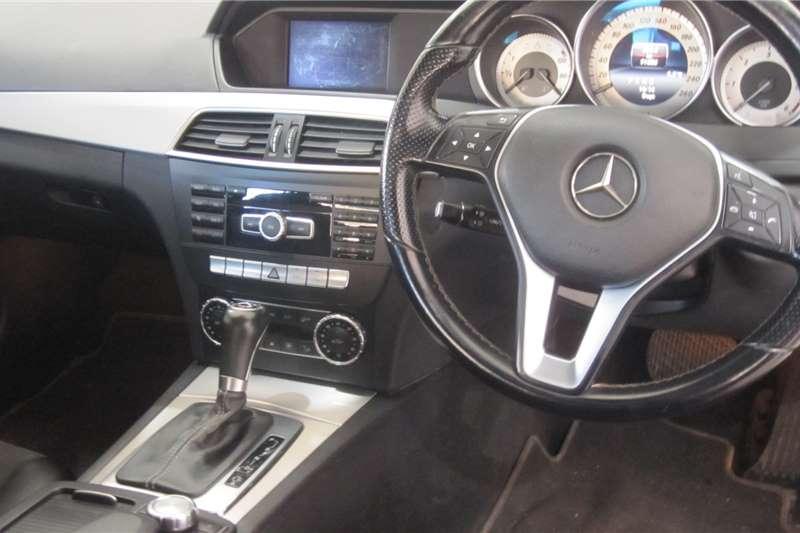 Mercedes Benz C Class C220d AMG Sports auto 2013