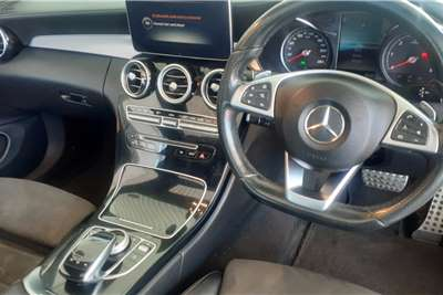 Used 2016 Mercedes Benz C Class C220d AMG Sports auto