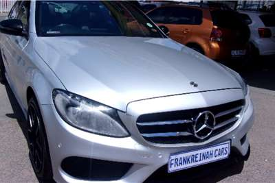 Used 2017 Mercedes Benz C Class C220d AMG Sports auto