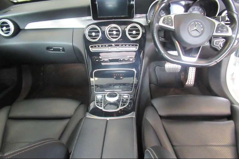 Mercedes Benz C Class C220d auto 2016