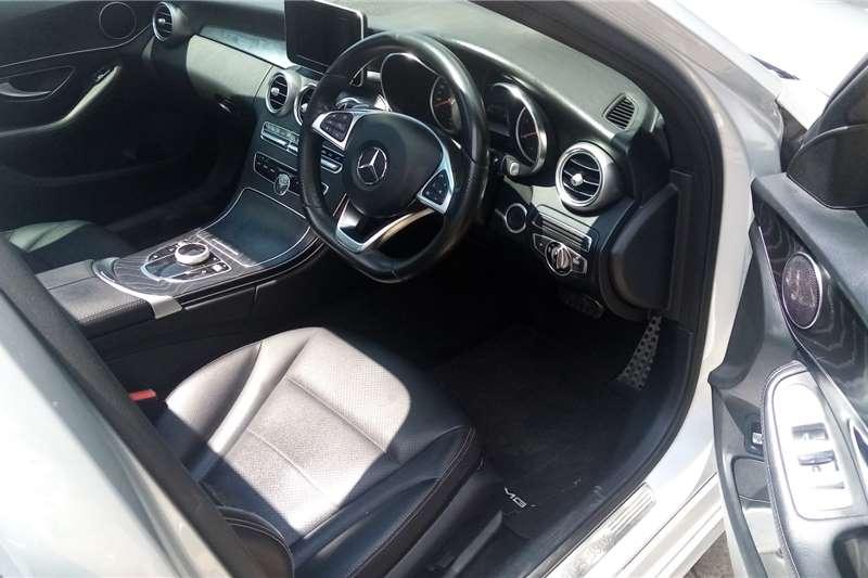 2017 Mercedes Benz C Class C220d auto