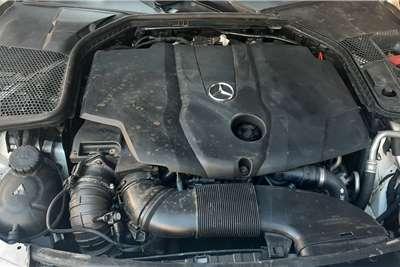 Used 2018 Mercedes Benz C Class C220d auto