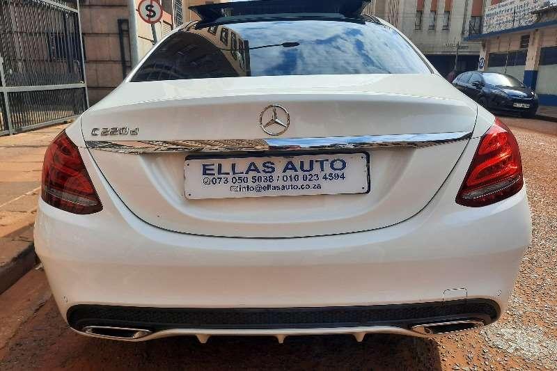 2018 Mercedes Benz C Class C220d auto