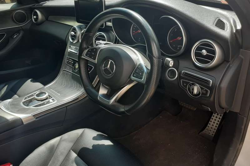 Used 2017 Mercedes Benz C Class C220d Avantgarde auto