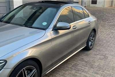 2020 Mercedes Benz C Class C220d Avantgarde auto