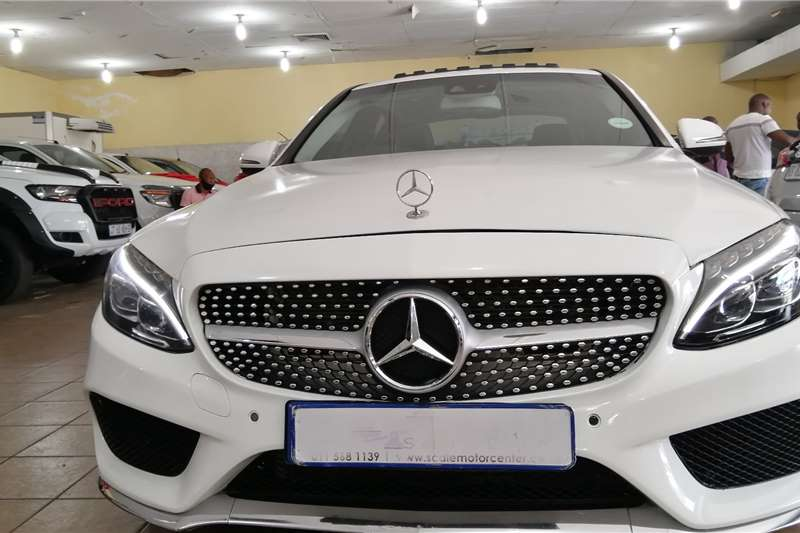Used 2017 Mercedes Benz C-Class