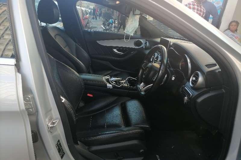 2015 Mercedes Benz C Class C220d cabriolet AMG Line