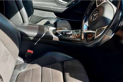 Used 2016 Mercedes Benz C Class C220d coupe AMG Line