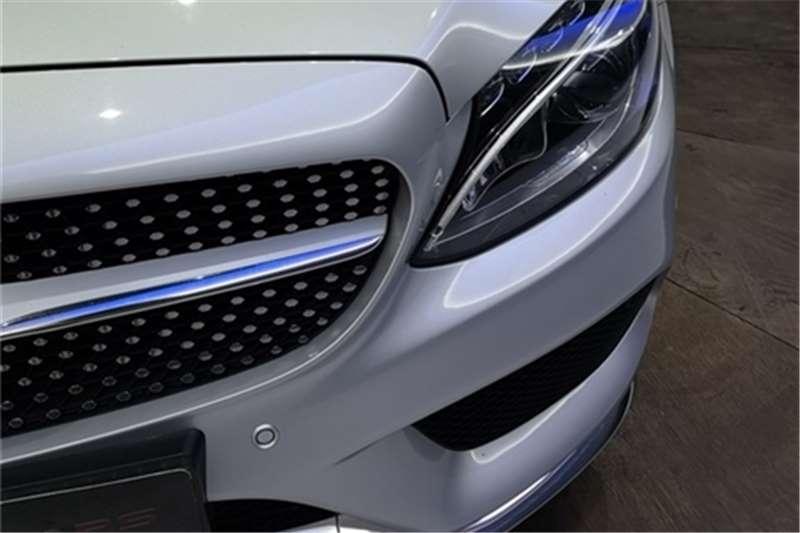 2016 Mercedes Benz C Class C220d coupe auto
