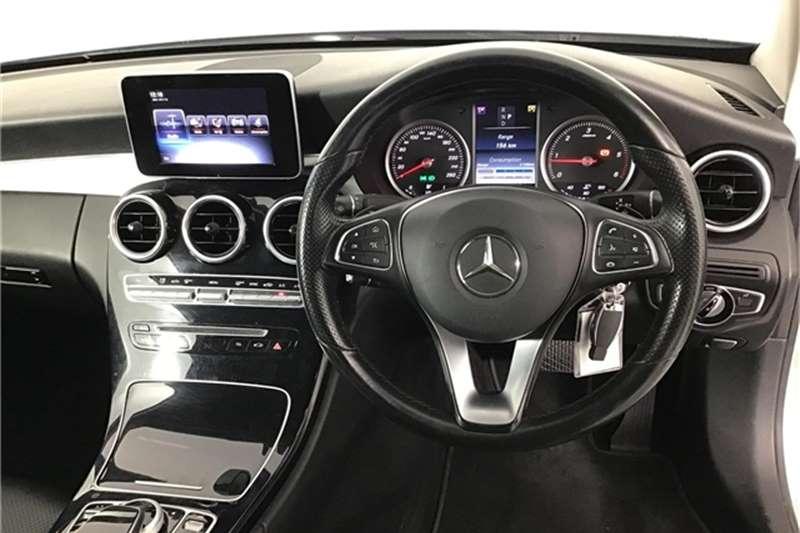 Mercedes Benz C Class C220d coupe auto 2017