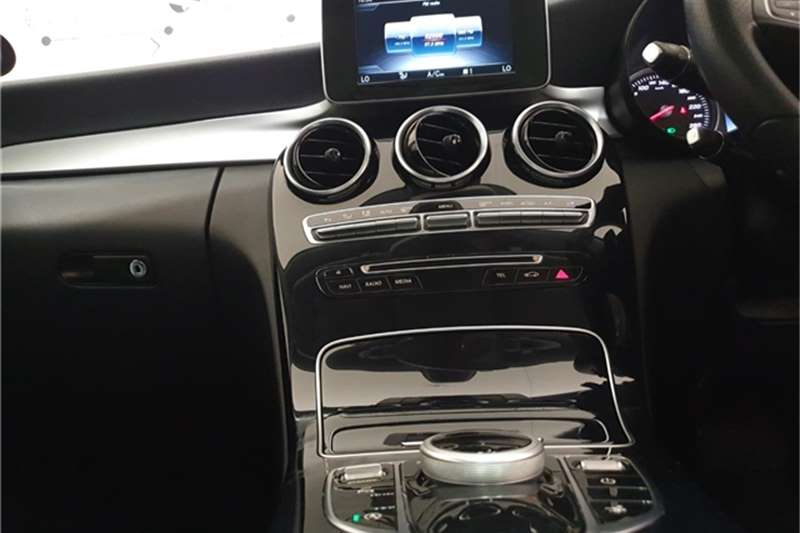 Mercedes Benz C Class C220d coupe auto 2018