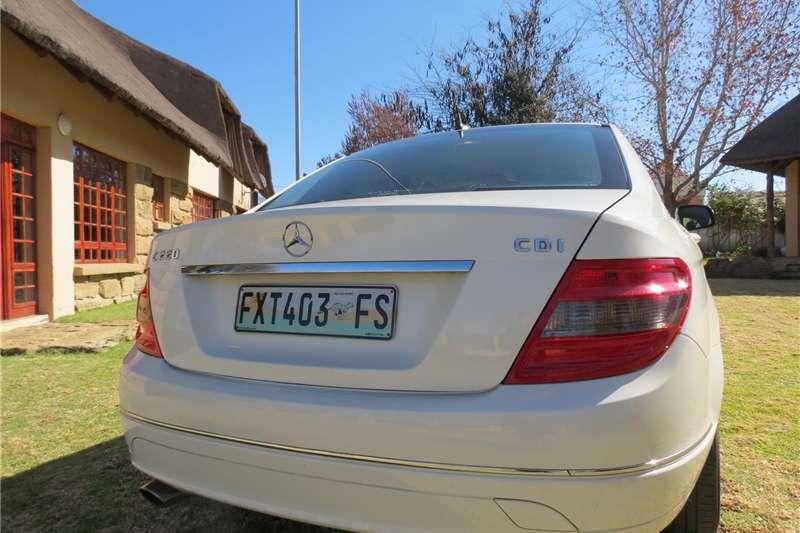 Mercedes Benz C-Class C220d Edition C 2007