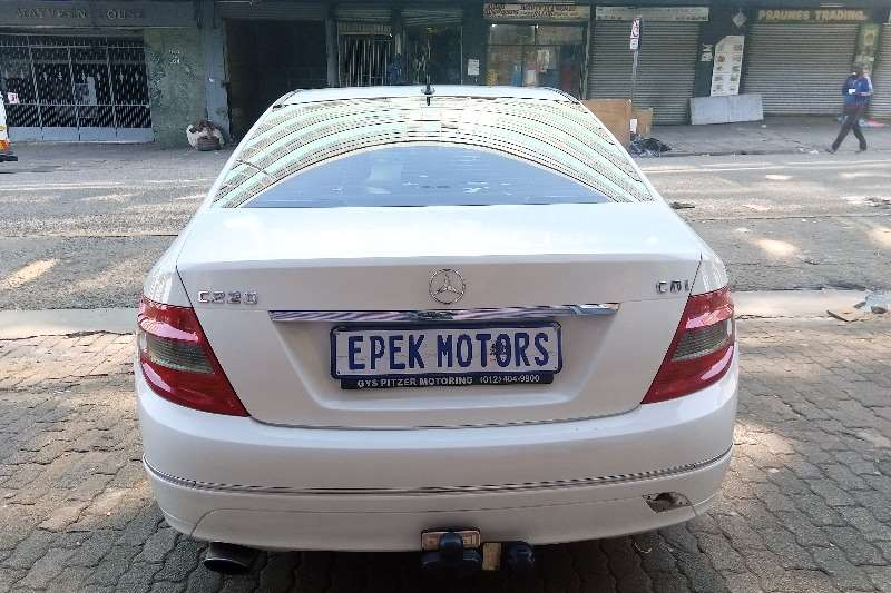 Used 2008 Mercedes Benz C-Class C220d Edition C