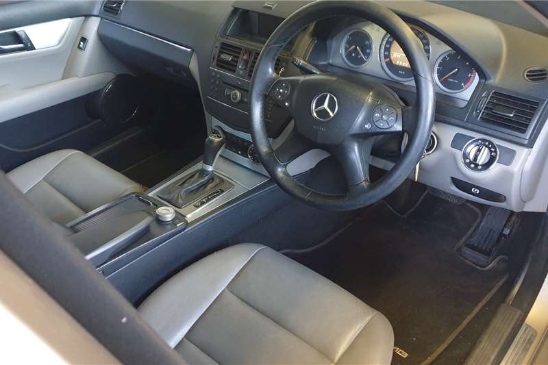 Used 2009 Mercedes Benz C-Class C220d Edition C