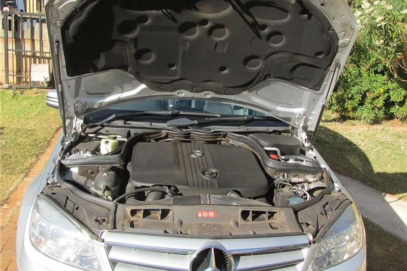 Mercedes Benz C-Class C220d Edition C 2010