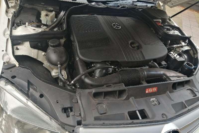 Mercedes Benz C-Class C220d Edition C 2011
