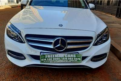Used 2014 Mercedes Benz C-Class C220d Edition C
