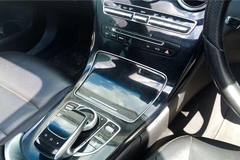 2015 Mercedes Benz C-Class C220d Edition C