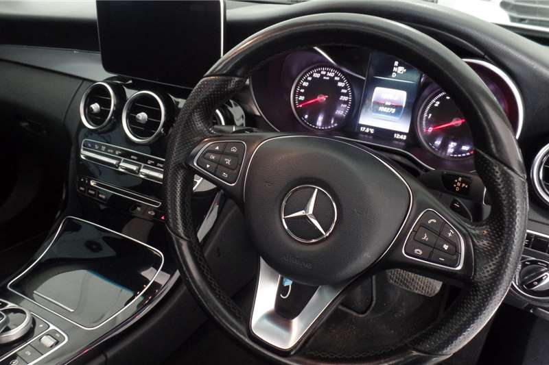 Used 2016 Mercedes Benz C-Class C220d Edition C