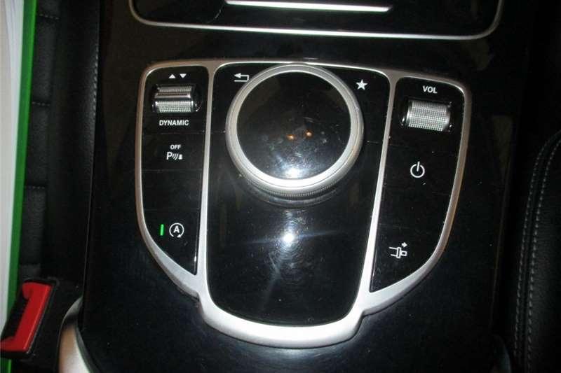 Mercedes Benz C-Class C220d Edition C 2017