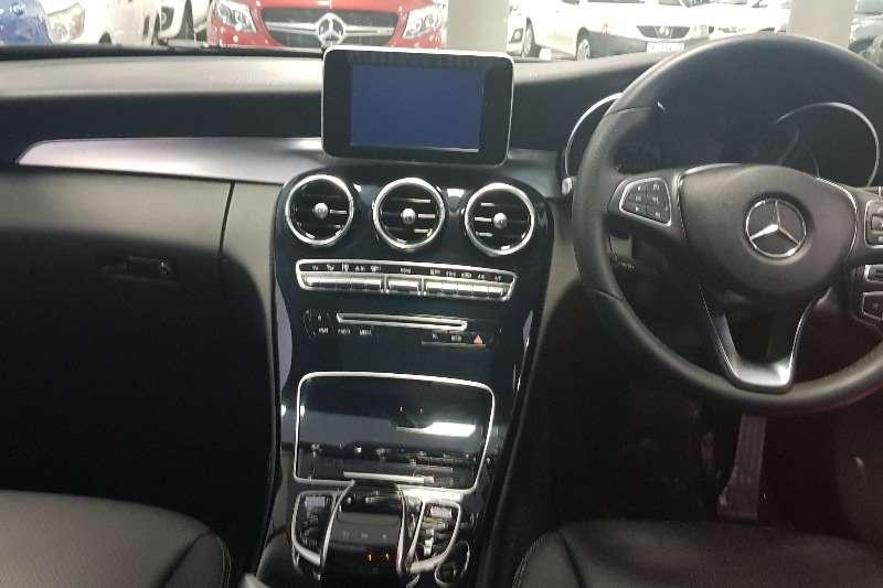 Mercedes Benz C-Class C220d Edition C 2018