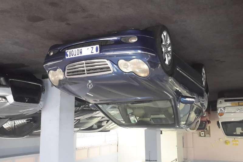 Mercedes Benz C Class C220d Exclusive 2003