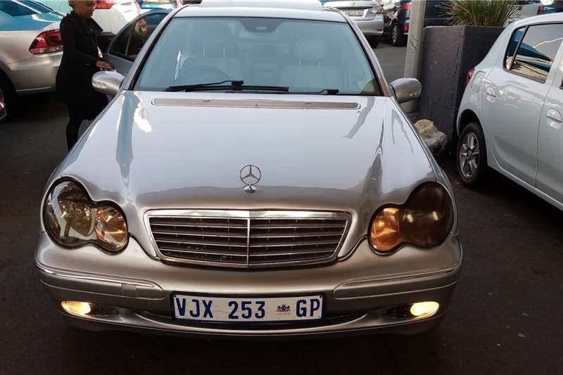 Mercedes Benz C Class C230 Avantgarde 2004