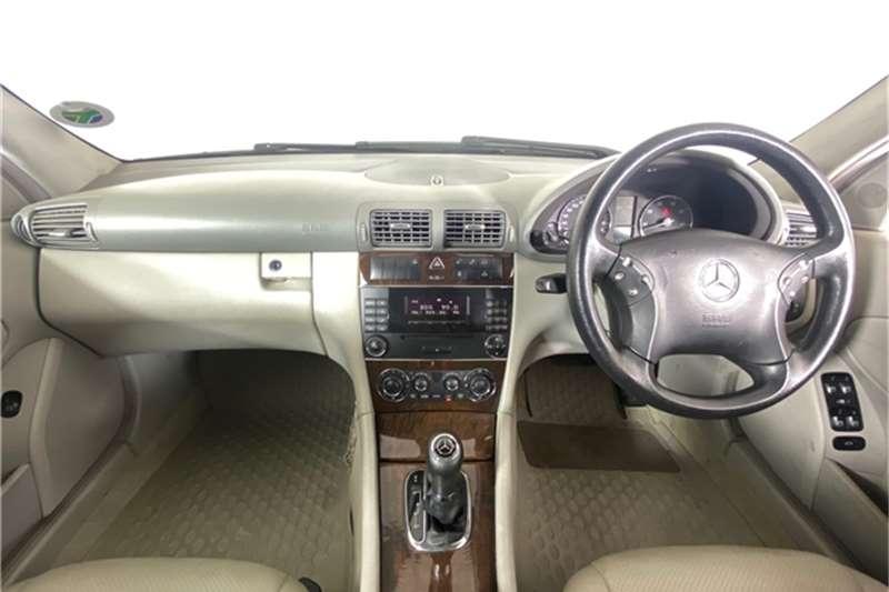 Used 2007 Mercedes Benz C Class C230 Elegance