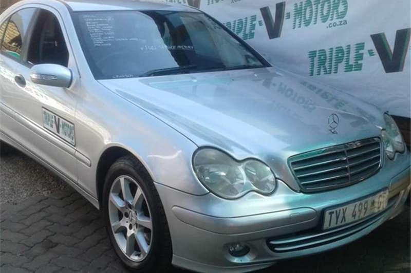Mercedes Benz C Class C230 Elegance 7G-Tronic 2006