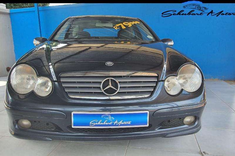Mercedes Benz C Class C230 Kompressor Coupe 2003